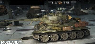 T-34-88 Falconett Remodel 8.29.18 [1.1.0], 2 photo
